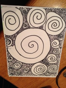 I like a good spiral, apparently.